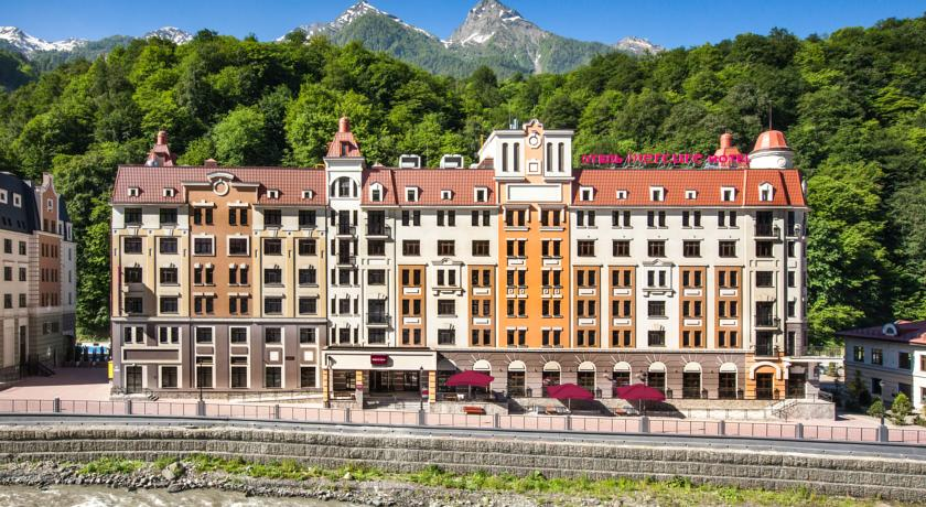 Фотография отеля #1